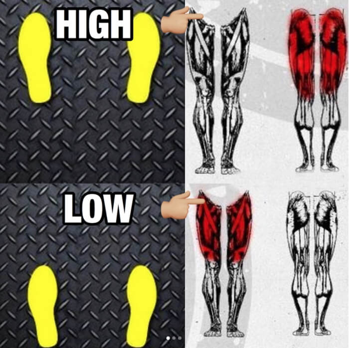 Leg-Press Variations! Best Training Routine For A Stronger Legs!